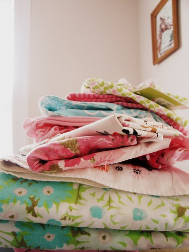 Fabric and Baby Clothes