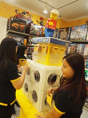 LEGO Certified Store Opening NEX Shopping Mall