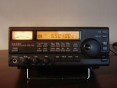 Yaesu FRG-100 (radio10) Tags: radio ham receiver longwave shortwave yaesu frg100