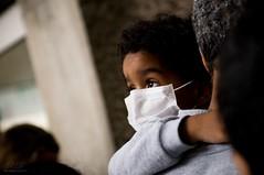 masque grippe A/H1N1