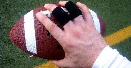Fingerbandage American Football
