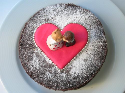 Nutella'lı Kek