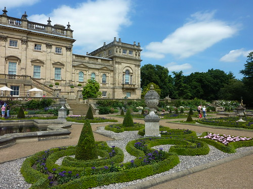 5 Stately Houses In England Worth Visiting Harewood House