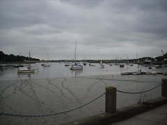 Boats in Woodbridge (crwilliams) Tags: boats suffolk woodbridge date:month=july date:day=11 date:year=2009 date:wday=saturday date:hour=11