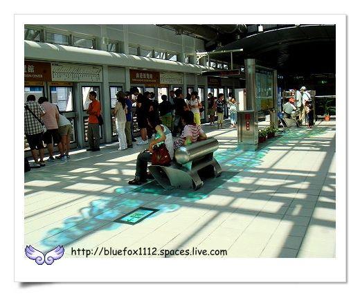 090704內湖線通車  日03_南港展覽館站