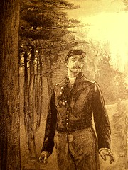 lost and bereft (Mamluke) Tags: trees fiction portrait tree male sepia illustration century vintage magazine lost soldier virginia uniform retrato military south journal boom confederate southern uomo story arbres civilwar page rbol mens mann thesouth portret albero arbre ritratto baum 1886 southland hombre confederacy cru illustratie sud homme csa ilustracin vendimia bereft dialect americancivilwar illustrazione confederatesoldier  annata uralt abbildung mamluke centurymagazine    wijnoogst thomasnelsonpage shecyarnmarryaunionsoldier mehlady mehladyastoryofthewar dialectliterature