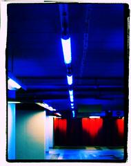 neon-underground (Chris McCrory (im back, well sort of)) Tags: ireland shop underground iron paint flickr neon fuji belfast finepix norn pro northern carpark meet craic banter x2 s1000fd 180709