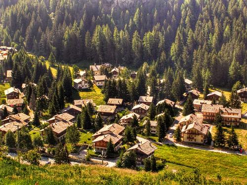 Champoluc - Valle d'Aosta - Italy por fede0253.