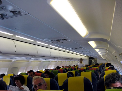 Flight Vy 5652 Between Barcelona Bcn And Venezia Vce With