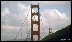 The Golden Gate from the Marin Turnout 163 (lhg_11, 2million views. Thank you!) Tags: sanfrancisco california nikon bridges goldengatebridge ggnpc11