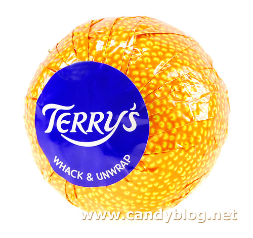 Terrys Chocolate Toffee Crunch Orange Candy Blog