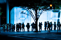 The wait (samthe8th) Tags: silhouette japan delete10 delete9 delete5 japanese delete2 tokyo waiting sam streetlights delete6 delete7 crowd save3 delete8 delete3 delete delete4 save save2 hero winner roppongi coldnight nikond90 flickrchallengegroup flickrchallengewinner 3wcicon thechallengefactory samgellman thepinnaclehof tphofweek7 deletedbydeletemeuncensored shmedal fcgdone