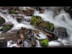 Wahkeena Falls - HDR (David Gn Photography) Tags: oregon waterfall explore pacificnorthwest frontpage columbiagorge hdr wahkeenafalls photomatix nd8filter canonpowershotsx1is