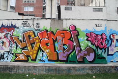 DIEGO 174, Paris, 2009 (KET ONE) Tags: paris graffiti pieces diego wmd ket fmk alanket