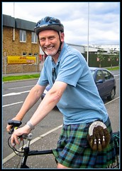 Kilted Cycling