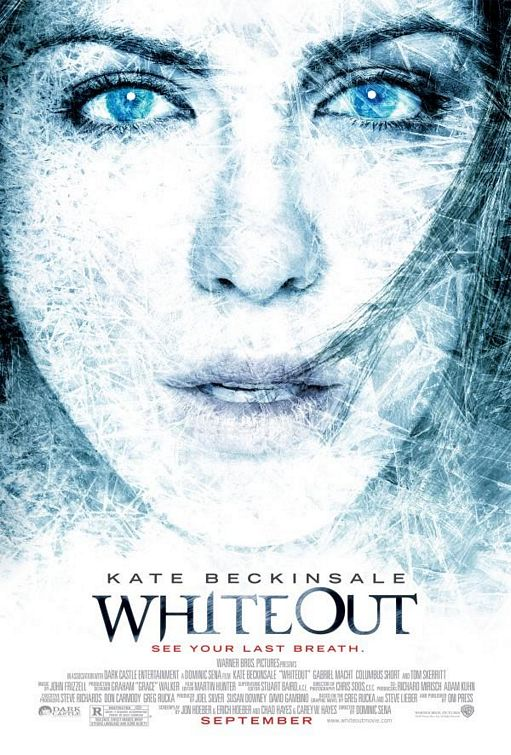 Thumb Segundo poster de Kate Beckinsale para Whiteout