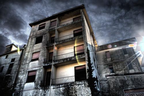 Abandoned hotel #1