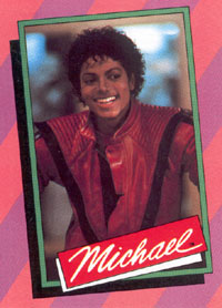 Michael Jackson - Thriller Smile