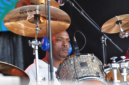 Larry McRay at Ottawa Bluesfest 2009