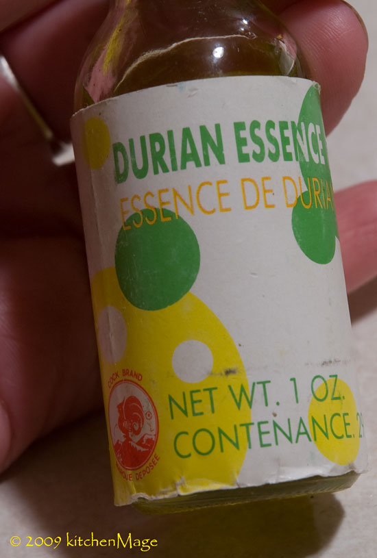 durian essence