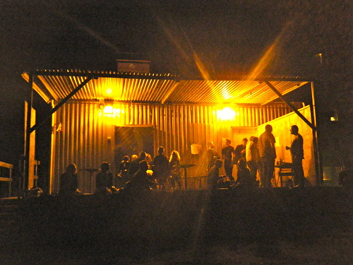 Gula Villan Cosy Den At Night