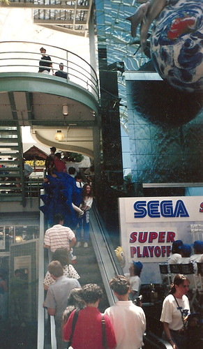 Sonic the Hedgehog Shopping (1992)