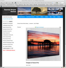 Canvas prints online - Totland Pier, Isle of Wight (s0ulsurfing) Tags: ocean light sunset shadow red sea sky cloud sun sunlight seascape news black reflection beach nature water weather silhouette clouds reflections island photography evening bay coast pier screenshot twilight gallery skies sundown natural image dusk patterns web screengrab shoreline silhouettes september canvas wash coastal website shore printing vectis isleofwight prints coastline ripples isle 2009 wight totland giclee wavelets canvasart totlandbay s0ulsurfing canvasprint canvasprints totlandpier phototocanvas wwwjasonswaincouk canvasprintsonline canvasprintsonlinecom photooncanvasprints gicleecanvasprints