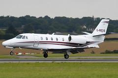 G-REDS - Aviation Beauport - Cessna 560XL Citations Excel - Luton - 090812 - Steven Gray - IMG_8791