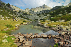 ,  , Pirin mountain , Bulgaria (.:: Maya ::.) Tags: wild mountain eye nature beauty landscape rocks maya lakes september bulgaria bulgarie pirin bulgarien         mayaeyecom mayakarkalicheva  wwwmayaeyecom