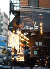 NYC WINDOW ABSTRACT (MY PINK SOAPBOX) Tags: city nyc newyorkcity red urban orange selfportrait newyork abstract colour luz window glass collage buildings reflections rouge ventana lights luces calle cafe nikon arte display artistic mixedmedia vivid ciudad streetscene colores finestra reflejo fireescape salon urbano gothamist shopwindow parkingmeter abstracto astratto rosso reflexion vidriera vidrio fenetre vitrine vitre beautyshop cite beautysalon abstrait urbanscene ciudade abstraite anahidecanio bocaratonmuseumofart bocaratonmuseumartistsguild abstraitre