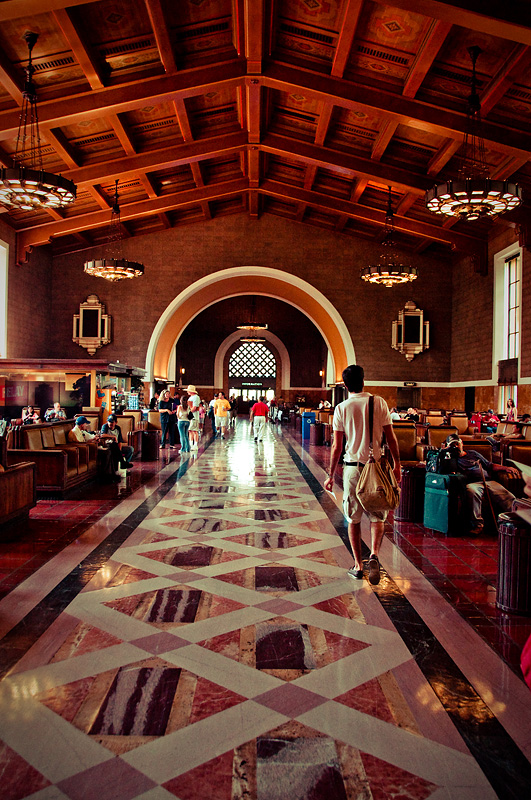 Union Station Waiting Area
