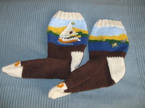 captain socks