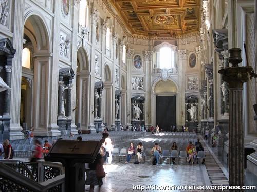 Basilica de São João de Latrão, Roma, Itália