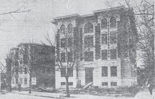 18th St. & Florida Ave., NW (still standing)