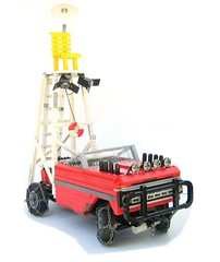 mobile lookout tower