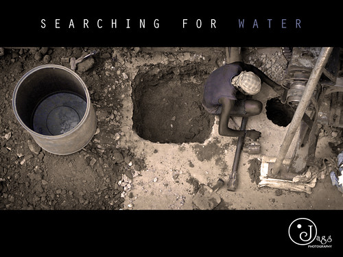 SeArChInG fOr WaTeR