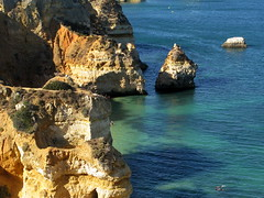 THIS IS IT (Andr Pipa) Tags: portugal aerial coastline camilo algarve soe 50faves summer09 mywinners abigfave platinumphoto anawesomeshot worldwidelandscapes wondernature saariysqualitypictures