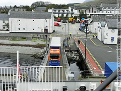 Isle of Lewis loading trucks 1/2