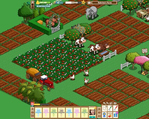 facebook app farmville violates facebook rules