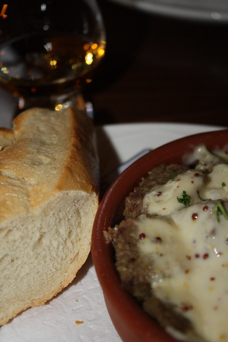Food in Scotland - Haggis and a Dram