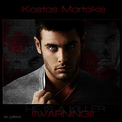 Kostas Martakis [ Warning!! He Is a Killer - Jarilao ] (Mr.JunkieXL) Tags: warning blood friend dam killer jail always hes nai 4ever pio closer junkiexl kostas konta martakis jarilao