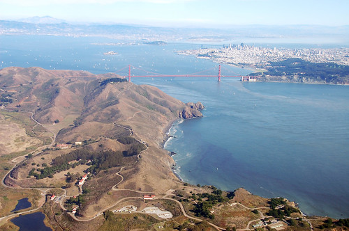 So Close and Yet So Far: Headlands Center for the Arts, SF-88 Nike Missile Site, and Golden Gate Bridge