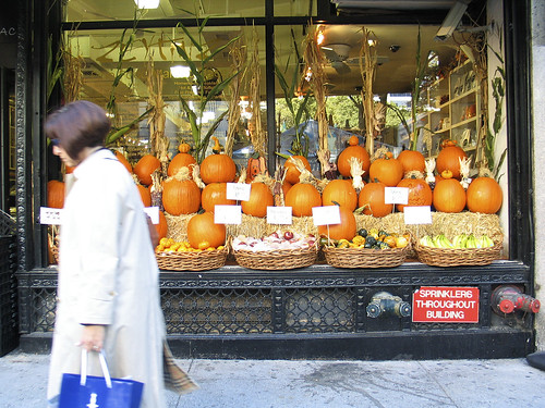 Pumpkins, NYC