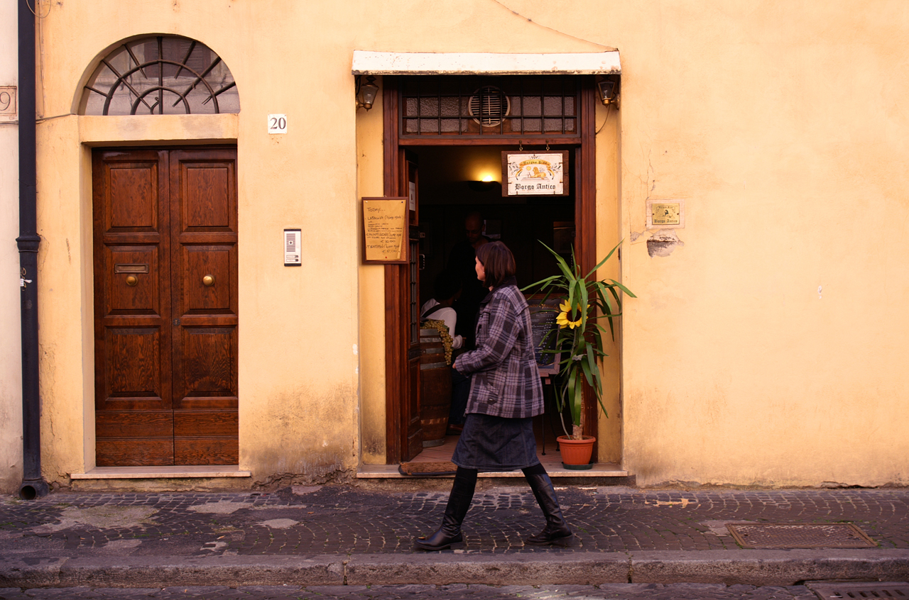 Borgo Pio 3