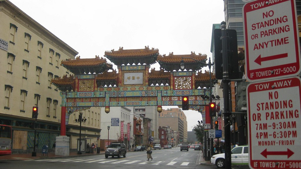 Chinatown, Washington DC