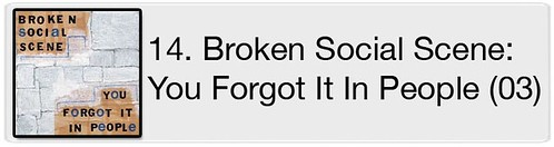 14. Broken Social Scene - You Forgot It In People (2003)