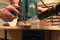 Makita RP0900X Plunge Router: In Action!