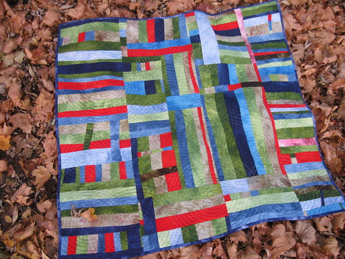 waverunner quilt done!