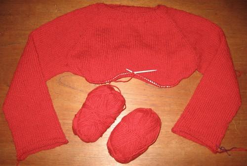 rød genser 2