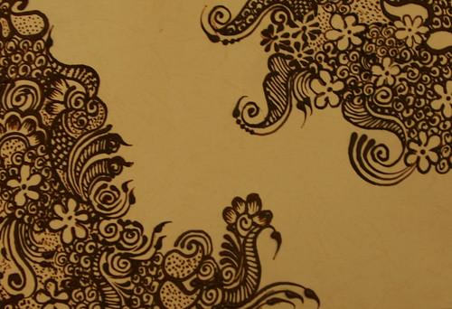 Henna Art Mehendi A Photo On Flickriver
